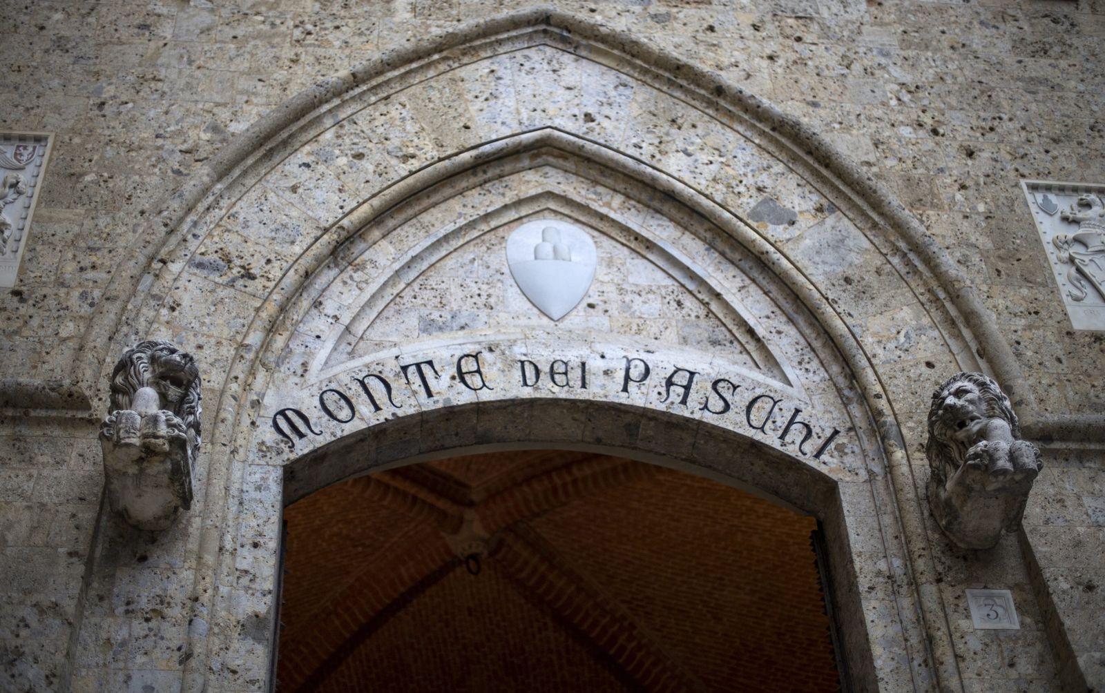 Monte dei Pasci di Siena headquarters