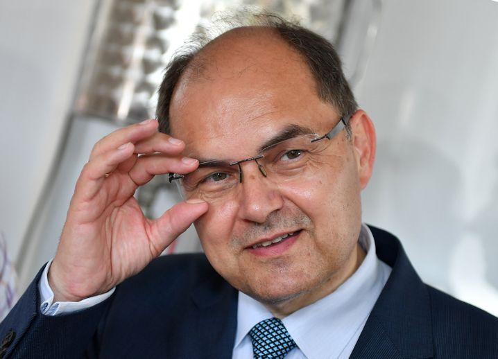 Agrarminister Christian Schmidt (CSU)