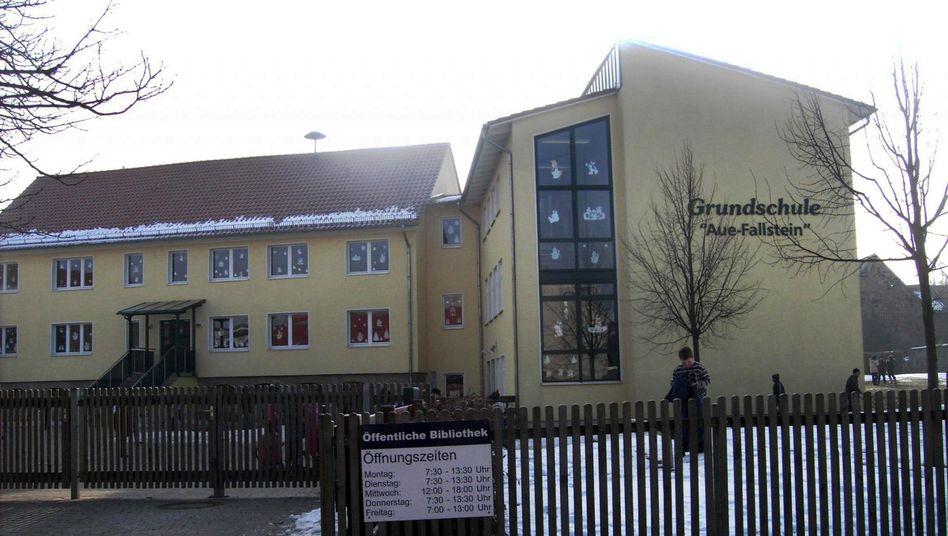 Grundschule Aue-Fallstein in der Stadt Osterwieck in Sachsen-Anhalt