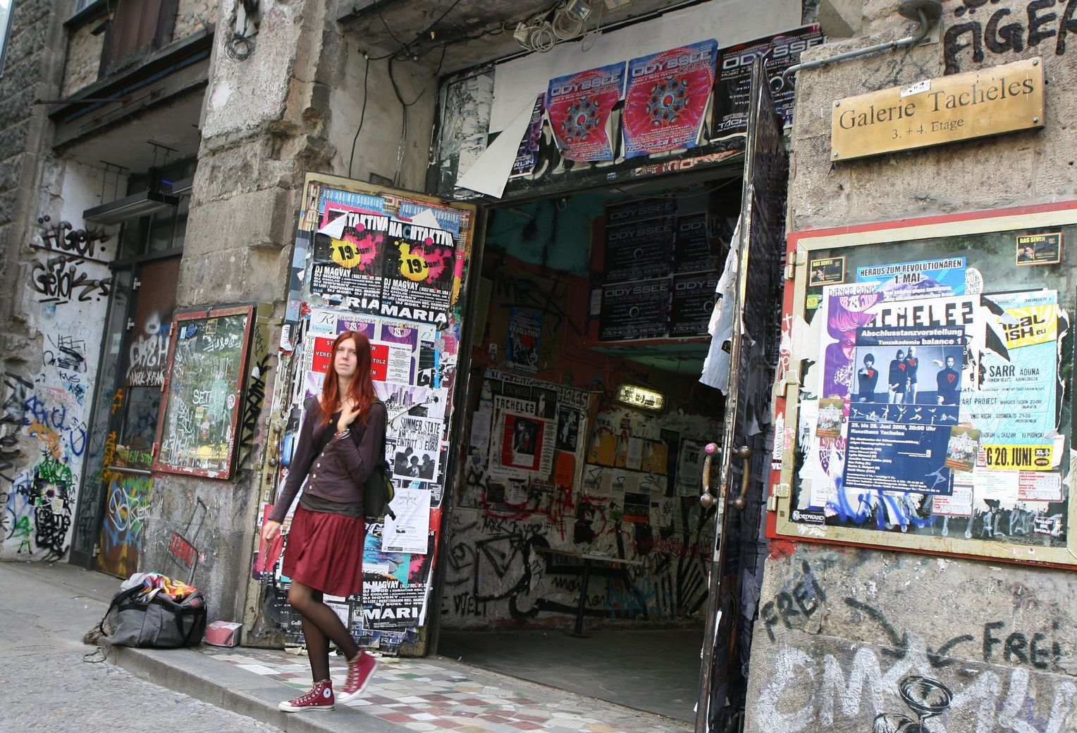 City Getting Blander': Berlin Clears One of its Last Remaining Squats - DER  SPIEGEL