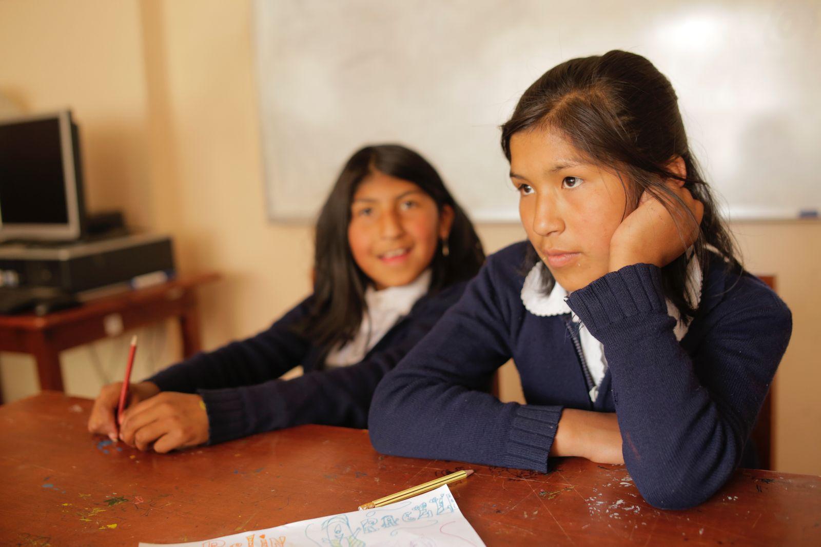 Kinderarbeit Bolivien / RAQUEL-8399