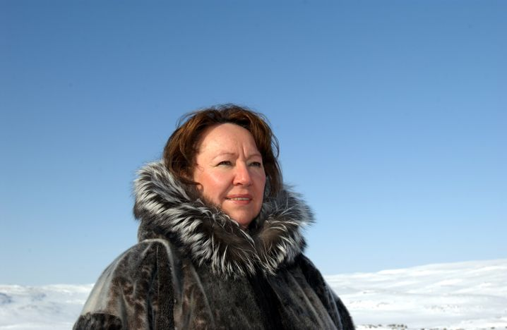 Sheila Watt-Cloutier: Für ihren lebenslangen Einsatz geehrt