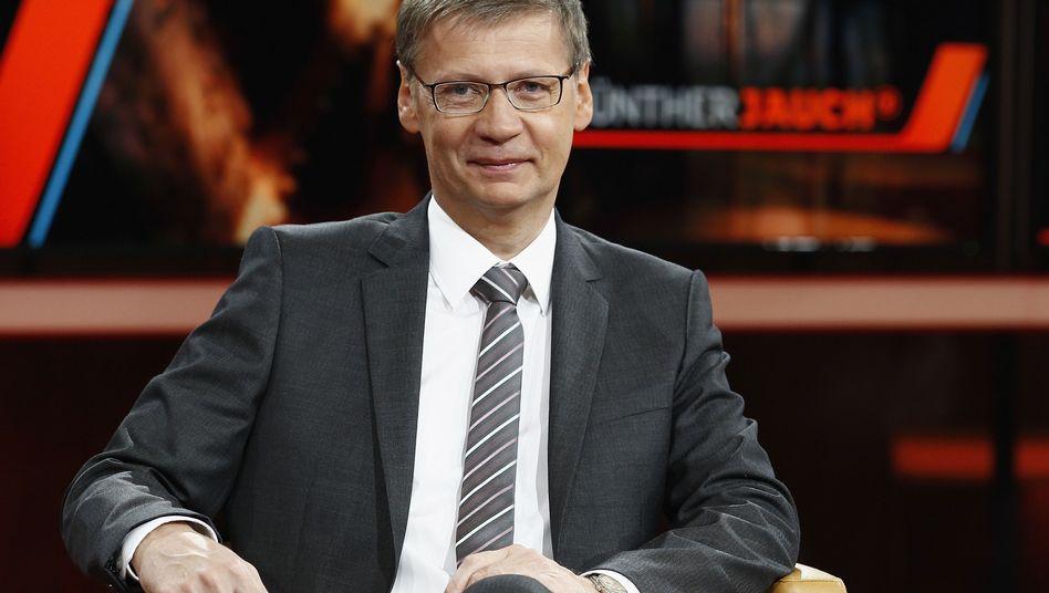 Talk-Gastgeber Jauch: Günter war Thema bei Günther