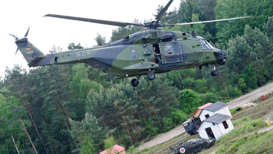 NH90 Hubschrauber: Noch mehr Probleme