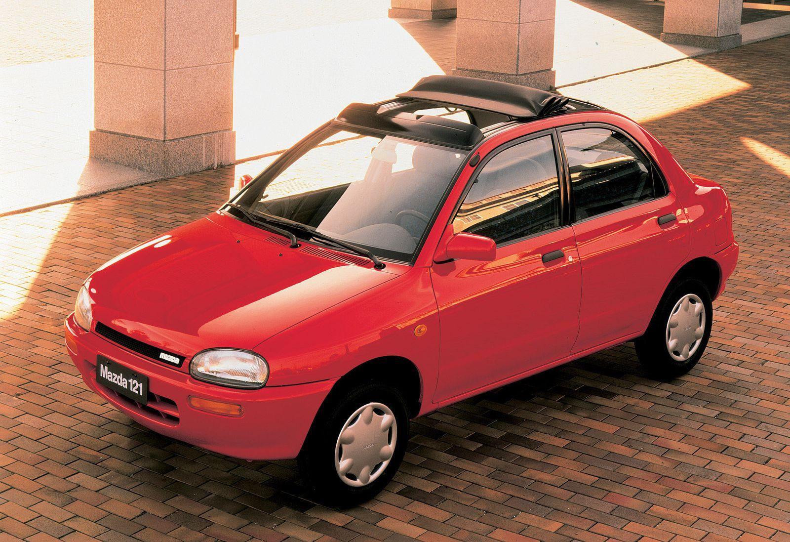 Mazda 121 2. Generation