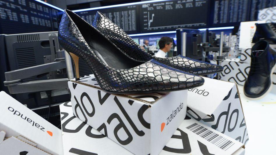 Zalando-Börsengang im Jahr 2014: Wer entscheidet über den Wert einer Prognose?