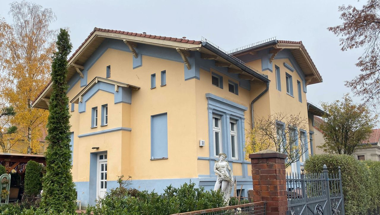 Zwei beschlagnahmte Clan-Immobilien gehören jetzt der Stadt Berlin - DER SPIEGEL - Panorama