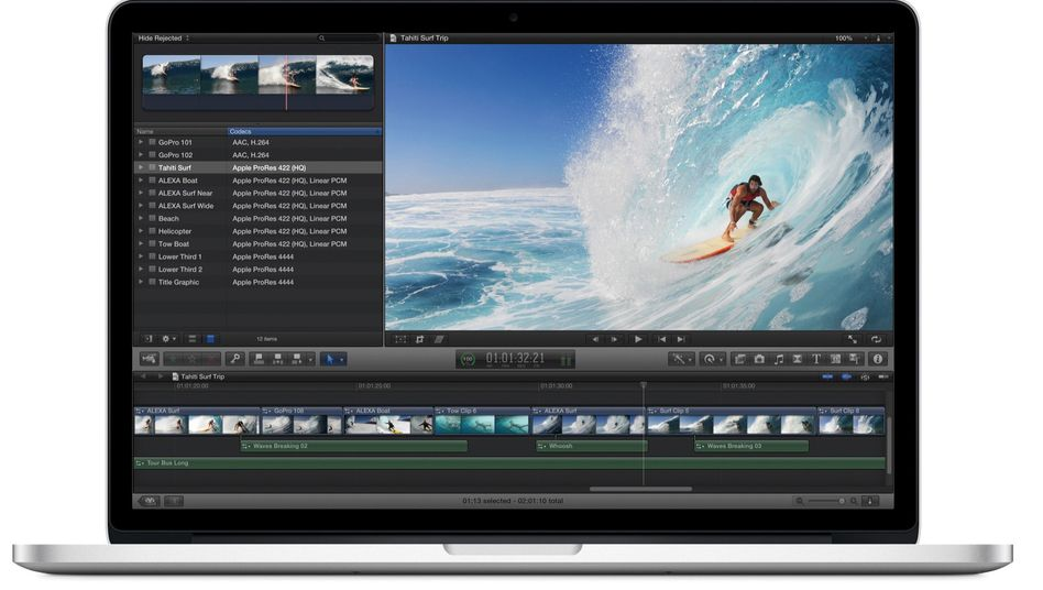 MacBook Pro: Fremde können die Kamera kapern