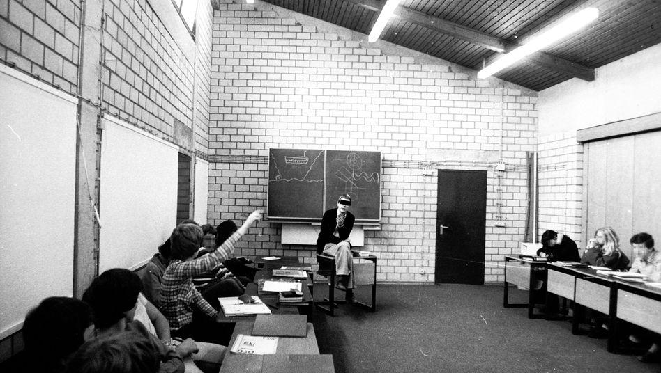 """Odenwald-Schulleiter Becker, Schüler in den siebziger Jahren: """"Falscher Friede"""""""