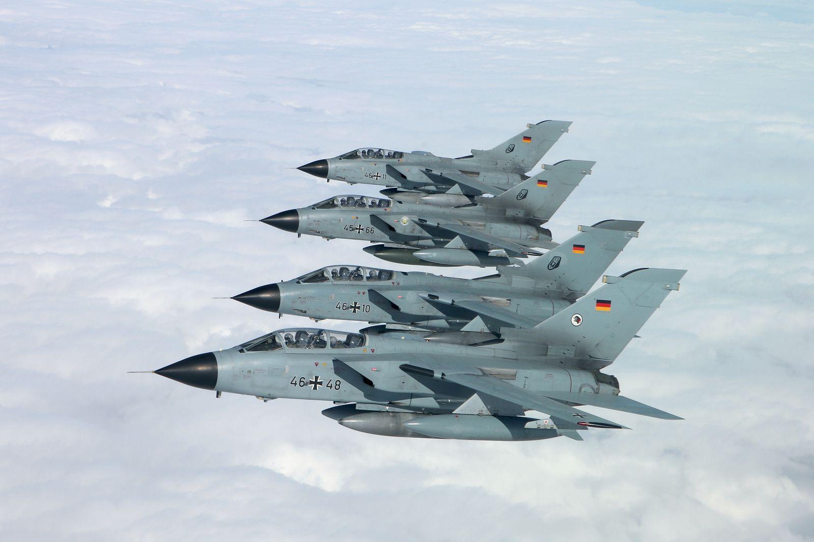 Coronavirus - Deutsche Tornados auf dem Rückflug aus dem Irak