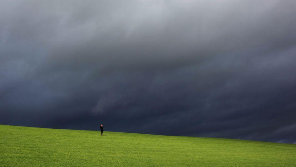Schaurig schönes Herbstwetter: Im besten Falle wird man nur melancholisch