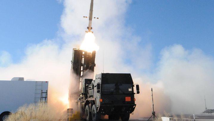 Rüstung: Milliardenteure Raketenabwehr