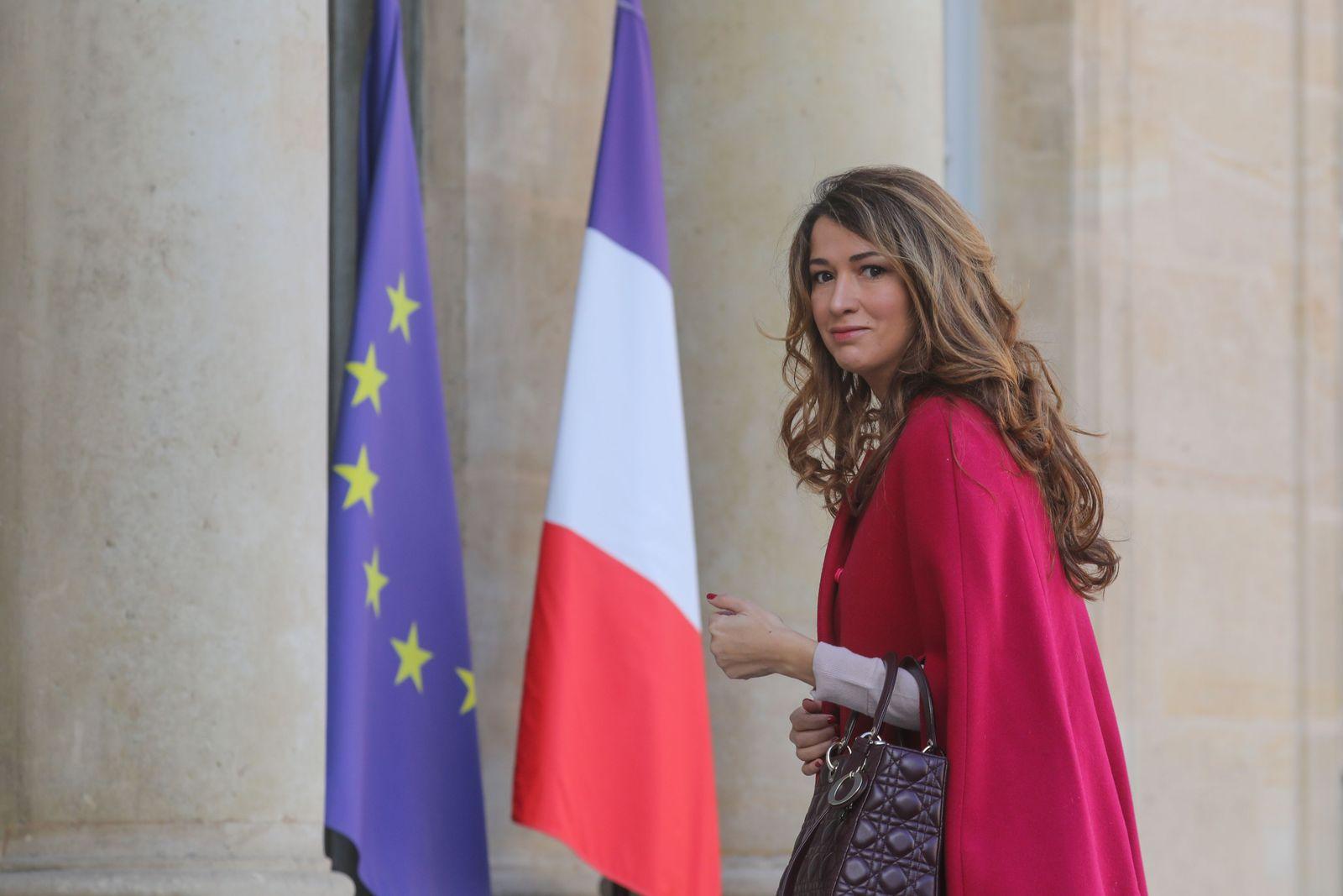 FRANCE-POLITICS-RIGHTS-AWARD