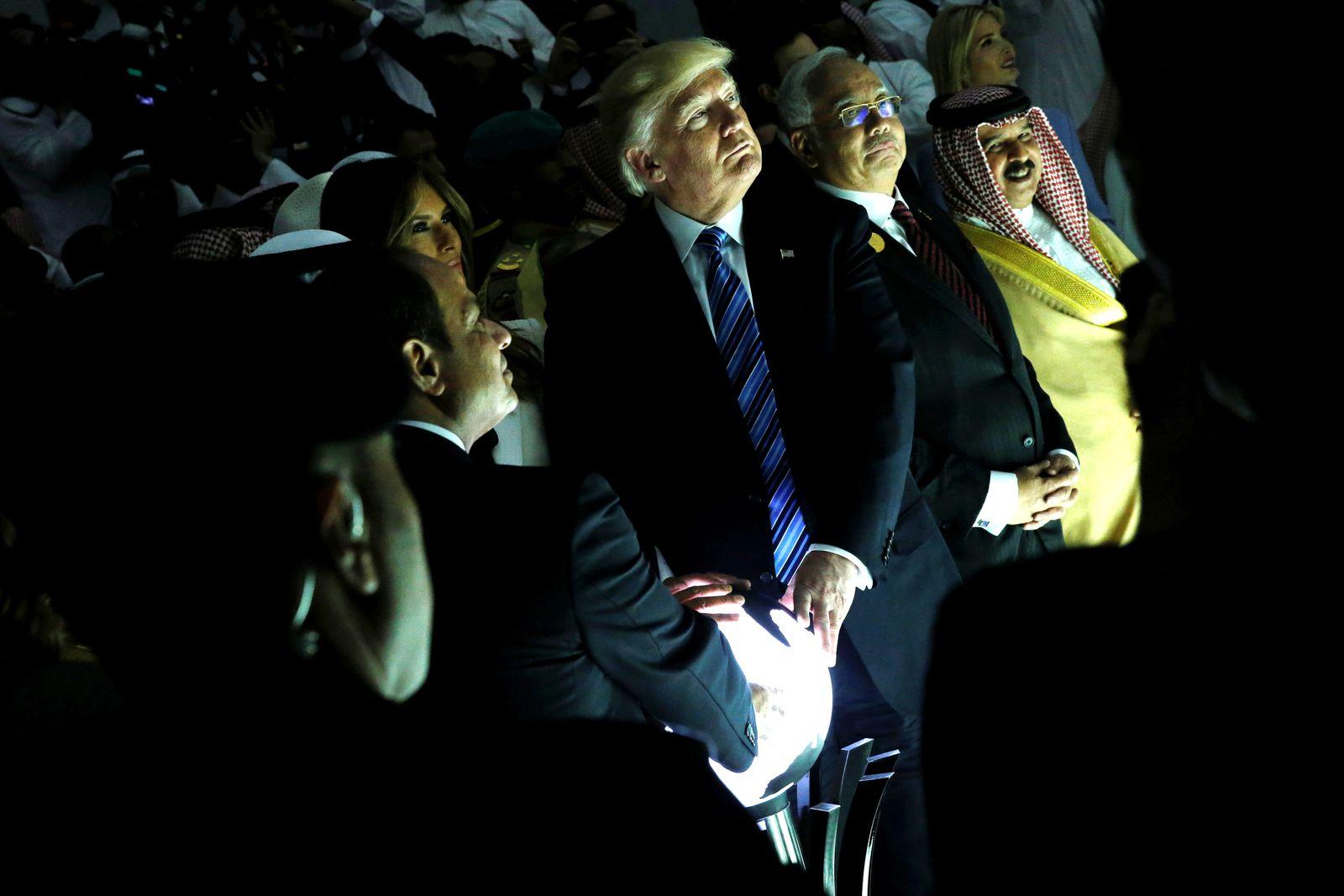 Stöcker Kolumne / Trump