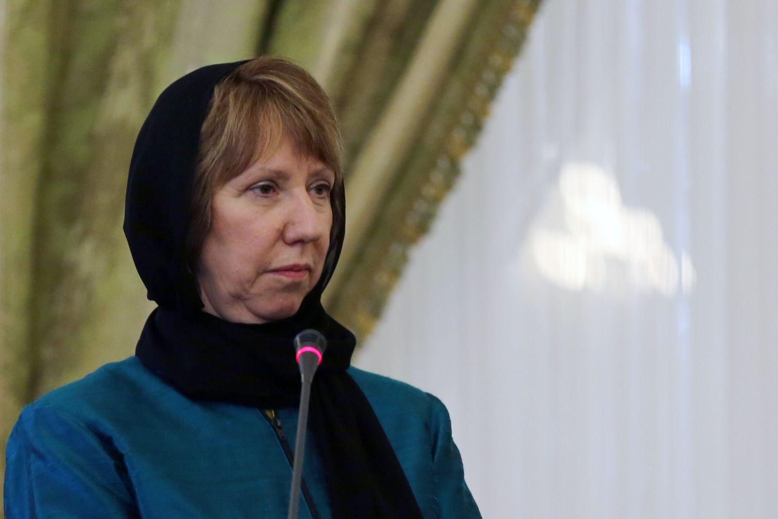 Iran/Catherine Ashton