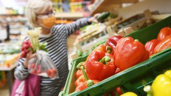 Lebensmittelpreise steigen erneut überdurchschnittlich