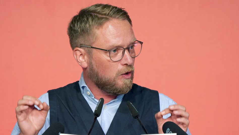Jan Korte, Parlamentarischer Geschäftsführer der Linken: Strikte Ablehnung eines Notparlaments
