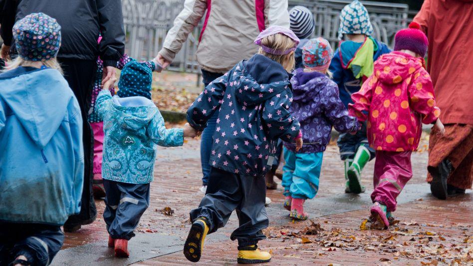 Kita-Gruppe (in Niedersachsen): Eltern achten auf Giftstoffe