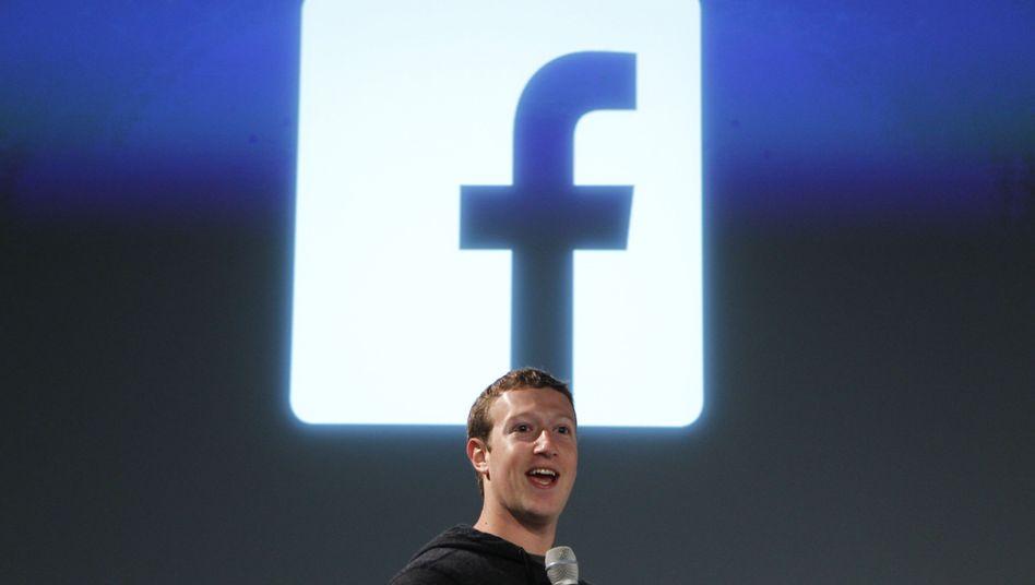 Mark Zuckerberg: Der Facebook-Chef stellt Millionen Menschen bloß
