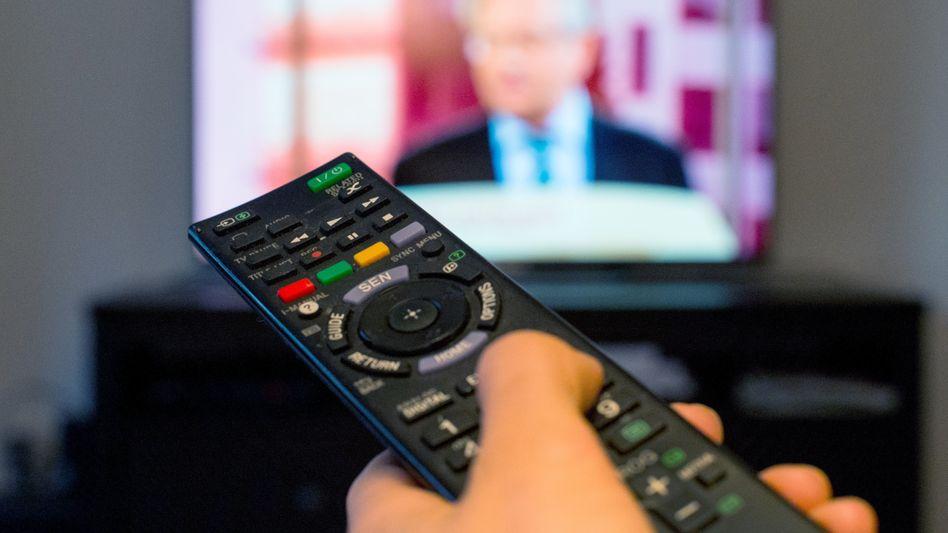 Das Fernsehen bleibt in Deutschland Hauptnachrichtenquelle