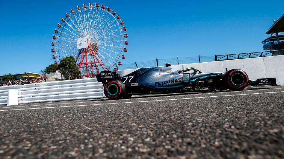 Formel 1 in Japan – zuletzt im Jahr 2019