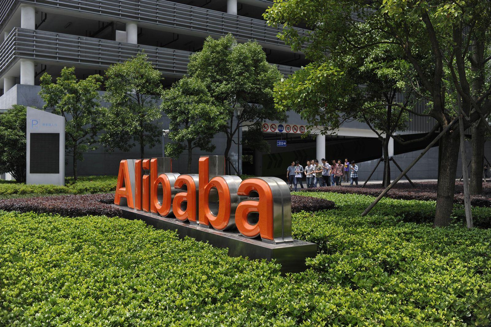 Alibaba / Zentrale / Hangzhou / China