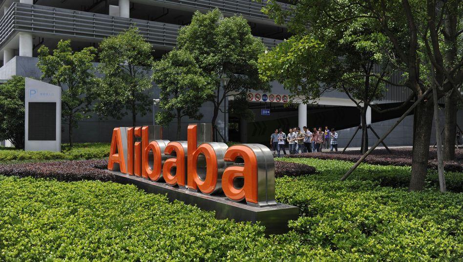Firmenzentrale von Alibaba: Schwerer Schlag für den Finanzplatz Hongkong