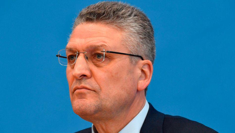 "RKI-Chef Lothar Wieler: ""Bei uns wird intensiv getestet"""