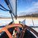 Mit 100 km/h über die gefrorene Ostsee