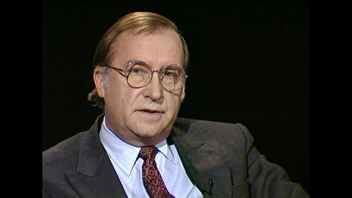 Detlev Karsten Rohwedder schwebte 1991 in ständiger Gefahr, ihm schlug offener Hass entgegen. Trotzdem wurde er nur unzureichend geschützt.