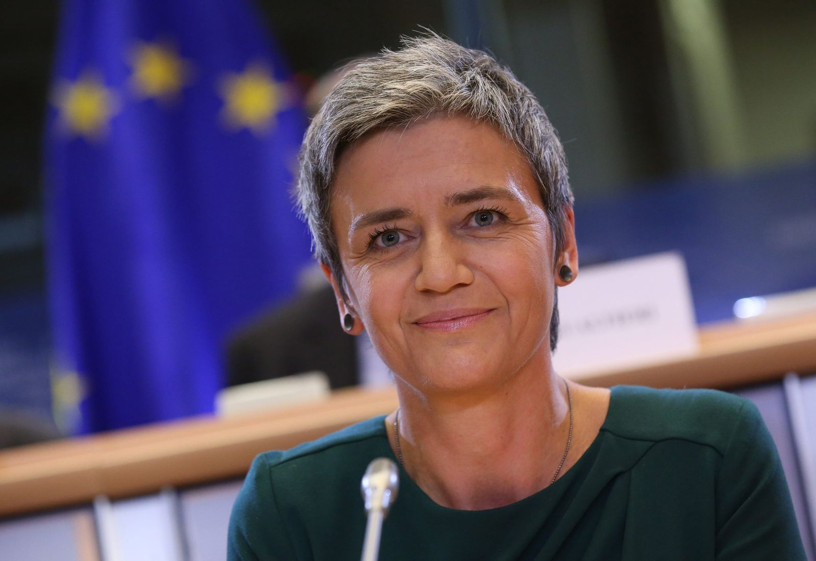 EU-Kommissare/ Vestager