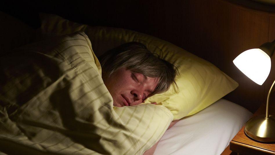 Gut zu schlafen, fällt immer mehr Menschen schwer