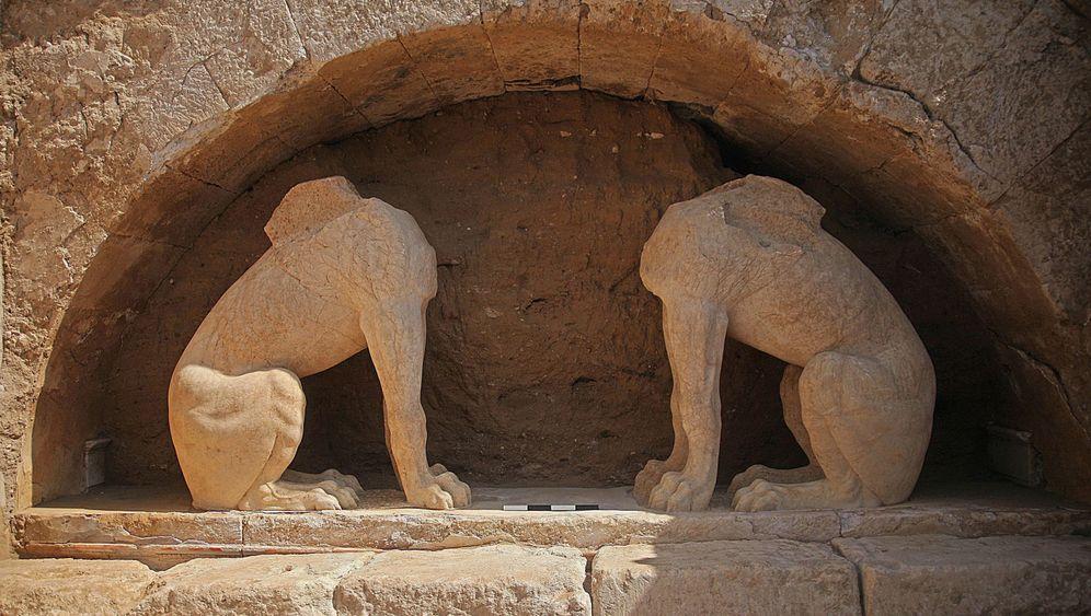 Alexander der Große: Rätselraten um geheimnisvolles Grab in Griechenland