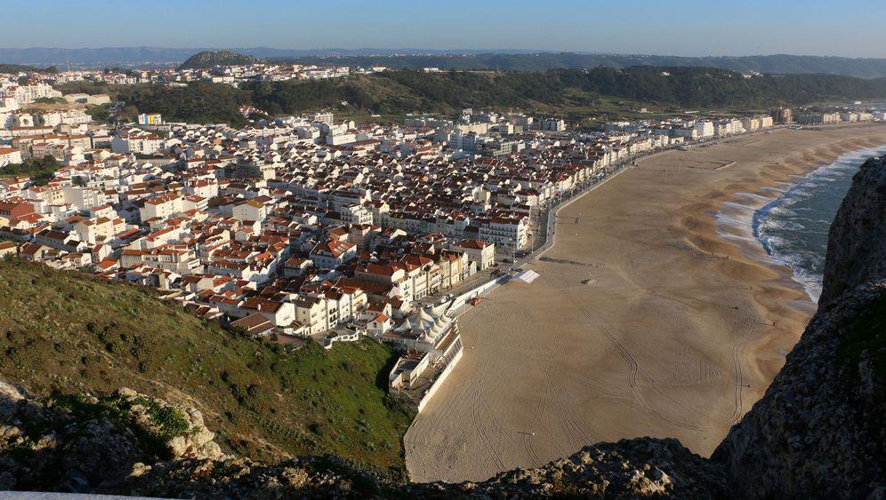 Höchste welle portugal