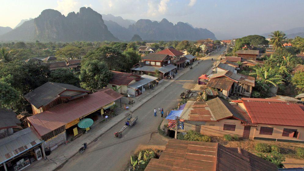 Vang Vieng: Ende eines Party-Reiseziels
