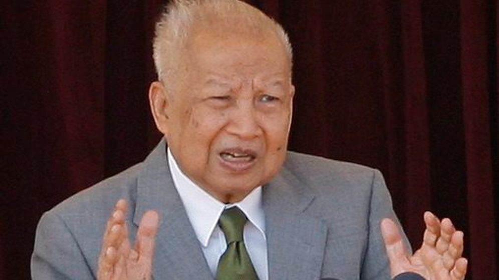Ehemaliger Monarch Sihanouk: Trauer in Kambodscha