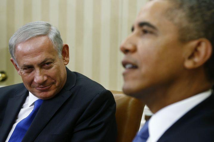 Zweckbündnis zweier Staatsmänner: Eher beste Feinde als beste Freunde