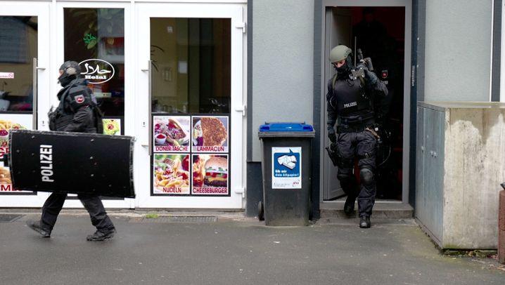 Terrorverdacht: Razzien in drei Bundesländern