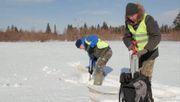 Selbst in Sibirien schneit es Mikroplastik