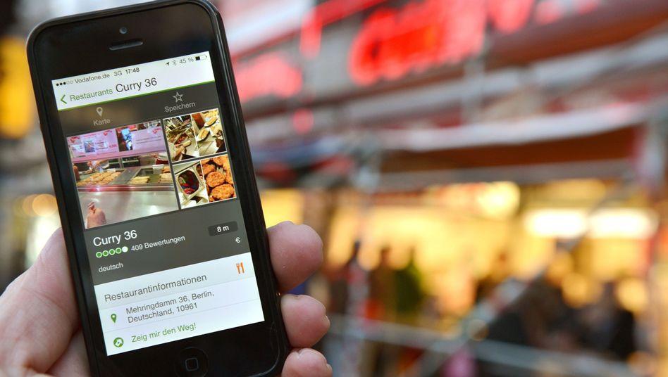 Mit App durch Berlin: Positive Onlinebewertungen sorgen für mehr Kundschaft