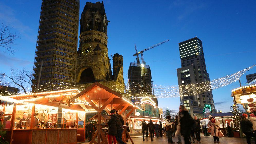 Weihnachtsmarkt: Weihnachtsmärkte in Deutschland