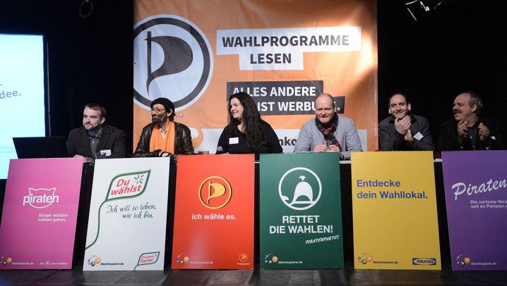 Parteitag in Bochum: Die Baustellen der Piraten