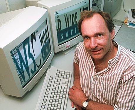 Tim Berners-Lee: Der WWW-Erfinder ist nach wie vor die Schlüsselfigur im World-Wide-Web-Konsortium W3C