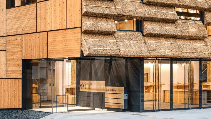 Architektur von Kengo Kuma: Gebäude, die den Menschen berühren