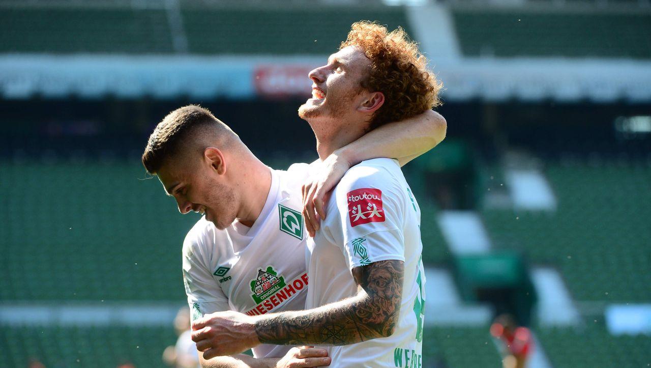 Bundesliga Werder Bremen Saves Itself In The Relegation Back In The Race Archyde