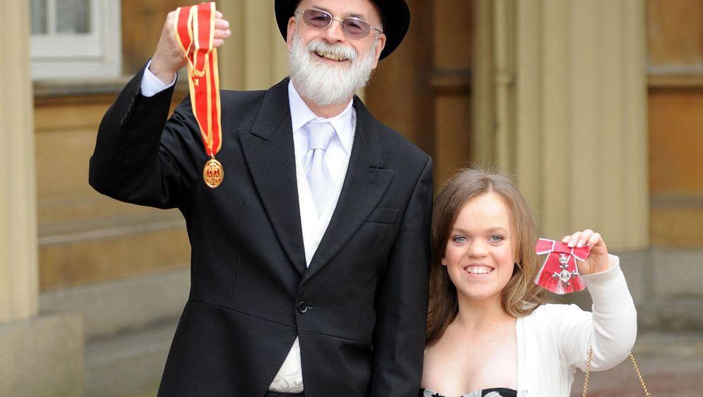 Terry Pratchett: Der Humorist unter den Fantasy-Autoren
