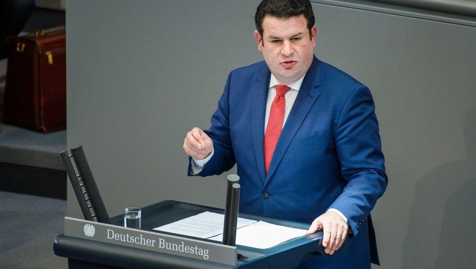 Hubertus Heil (Archivbild)