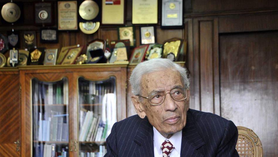 "Boutros Boutros Ghali: ""Egypt will never experience a civil war."""