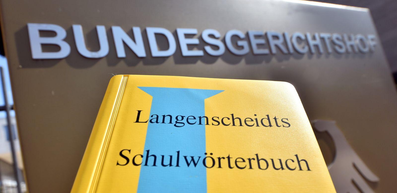 Langenscheidt / BGH