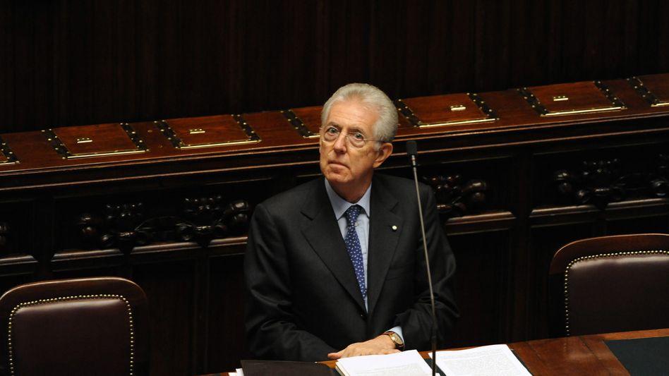 Neuer Premier Monti: Italiens letzte Chance